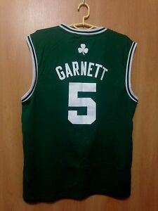 8accf85ae506 Image is loading NBA-BOSTON-CELTICS-BASKETBALL-SHIRT-JERSEY-ADIDAS-KEVIN-