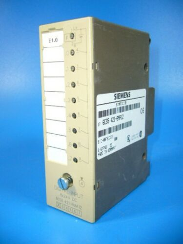 Siemens SIMATIC s5 6es5421-8ma12 6es5-421-8ma12 v.01