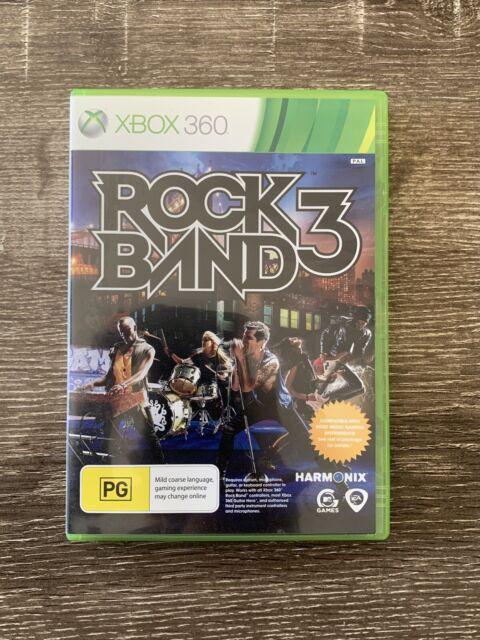 Rock Band 3 | Microsoft Xbox 360 | 2010 | Complete & VGC