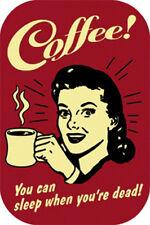 COFFEE Porta Pillole con Losanghe menta piperita Nr. 16