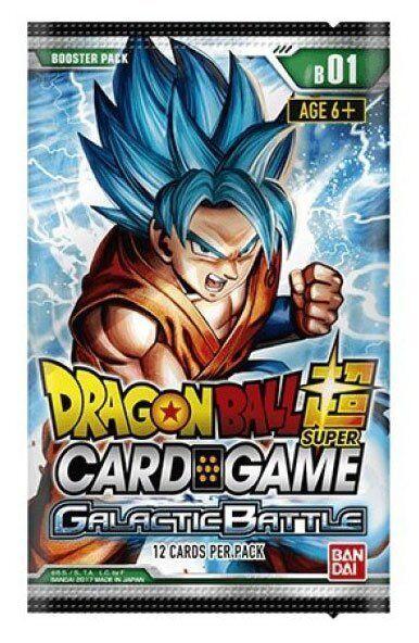 Dragonball super spiel 1. saison - display galaktischer kampf (24) englis