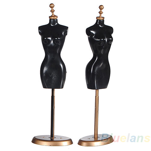 Hot Sale For Barbie Doll Holder Display Clothes Gown Dress Mannequin Stand 9.8