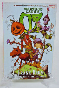 The-Marvelous-Land-of-OZ-Dorothy-Wizard-Marvel-Comics-TPB-Trade-Paperback-New