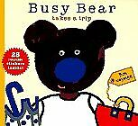 Busy Bear Takes a Trip