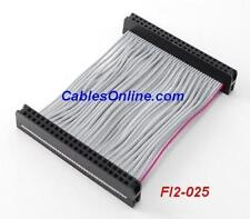 """CablesOnline 5/"""" IDE 44-Pin Amiga A1200//A600// Laptop 2.5/"""" Hard Drive Ribbon Cable"""