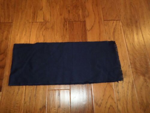 AIR FORCE SCARF BLUE 100/% VIRGIN WOOL COLD WEATHER MILITARY DRESS SCARVES