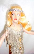"Tonner Drop Dead Gorgeous Tiny Kitty 10"" Fashion Doll Blonde Flapper Stand Box"