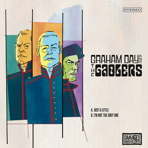 GRAHAM-DAY-amp-THE-GAOLERS-Just-A-Little-vinyl-7-034-mod-psych-Prisoners-Woggles