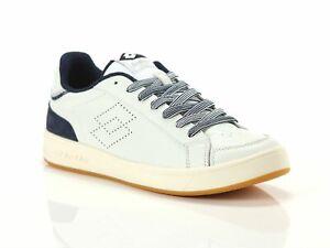 Homme 211235 Robe Pro Chaussures Legend Signature 10u Blanche Nouveau Sneak Lotto Bleu Rx7fqwfS