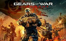 Gears of war judgment Xbox one