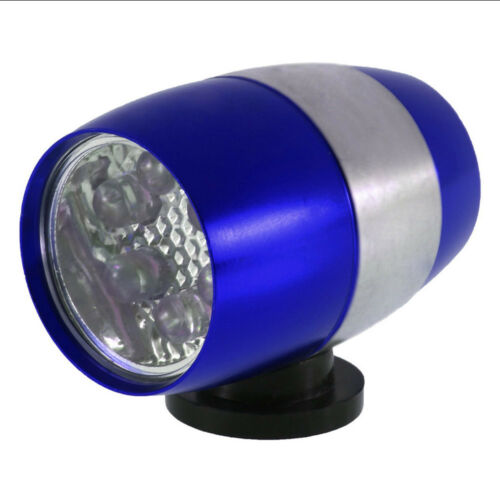 Safety Front Light 6 LED Light Bicycle Waterproof Headlight With Lamp Holder