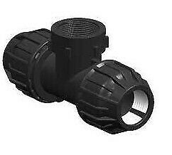 25mm straight compression fitting Elysee compression water fitting