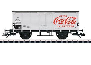 Maerklin-H0-48935-Gueterwagen-G-10-034-Coca-Cola-034-der-DSB-034-Neuheit-2019-034-NEU-OVP