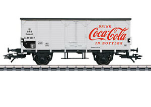 Marklin-h0-48935-wagons-G-10-034-COCA-COLA-034-de-la-DSB-034-Nouveaute-2019-034-NEUF-neuf-dans-sa