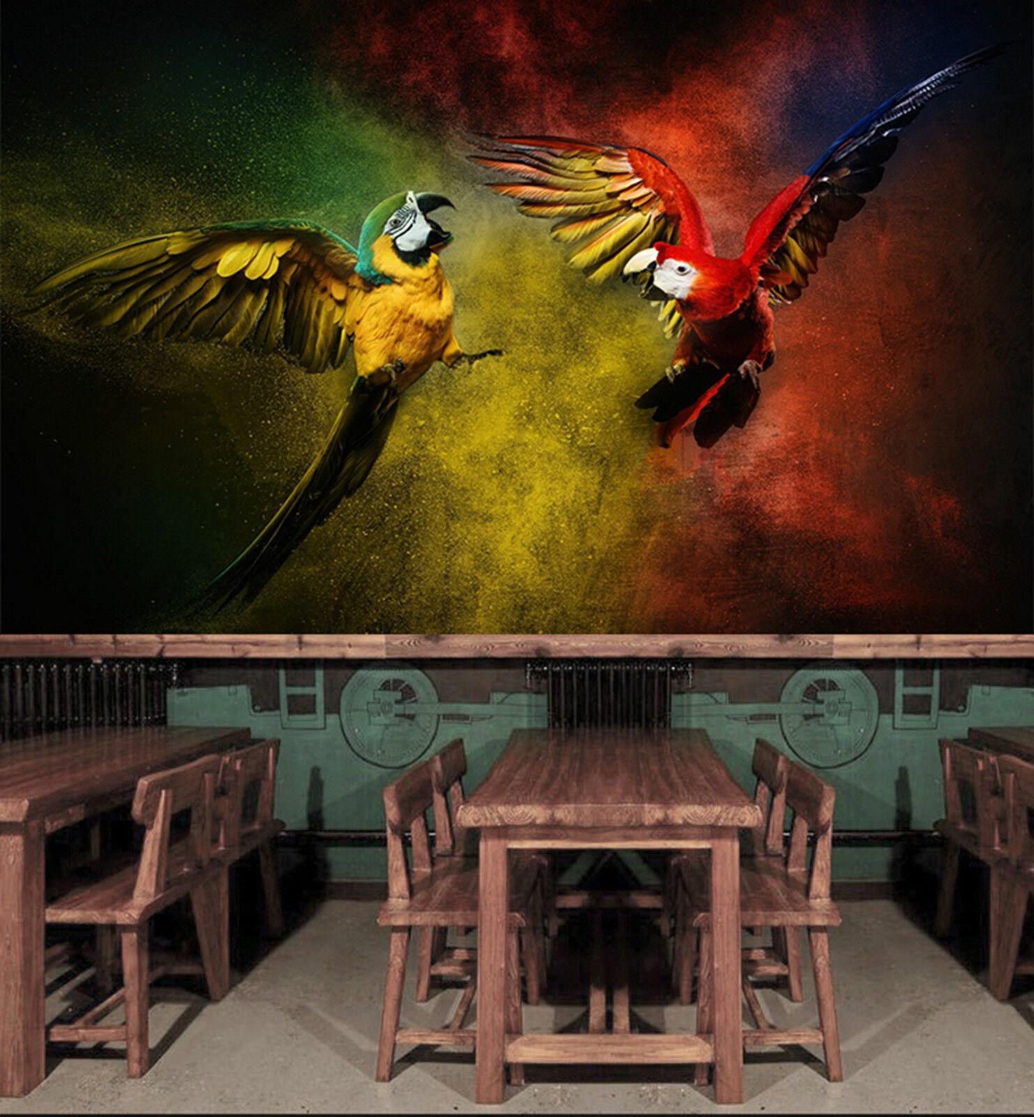 3D Gefechts 3655 Fototapeten Wandbild Fototapete Bild Tapete Familie Kinder DE