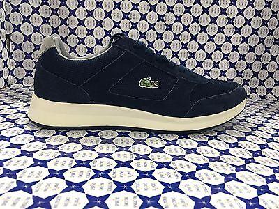Scarpe LACOSTE Uomo Sneakers Joggeur 117 Blu Navy SPM1008 | eBay
