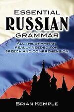 Dover Language Guides Essential Grammar: Essential Russian Grammar by Brian...