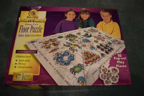 Age 3 5 available Children/'s Giant Floor Puzzles Buy 1 or Any Size Lot