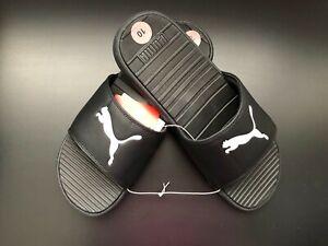 696c5f08b PUMA MEN S Cool Cat Sport Slide Sandal Slipper Size 7 8 9 10 11 12 ...