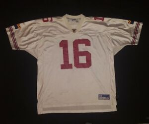 info for 15a21 b2725 Details about Jake Plummer #16 Arizona Cardinals Vintage On Field Reebok  NFL Jersey White 2XL
