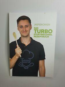 Das turbo stoffwechsel Rezeptbuch Jasper Caven | eBay