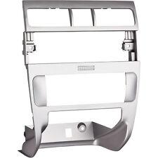 Seat Leon Toledo 1M Mittelkonsole Blende Alu Silber Dekor Climatronic