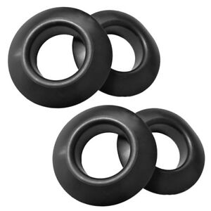 4pcs High Quality Kayak Canoe Paddle Replacement Drip Rings Splash Guards