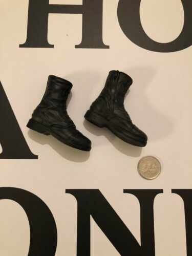 BLITZWAY Ghostbusters Stantz Black Boots loose 1//6th scale