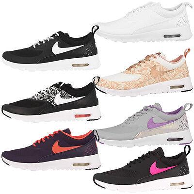 Nike Air Max Thea GS Schuhe Sport Freizeit Women Sneaker Damen Turnschuhe Print | eBay
