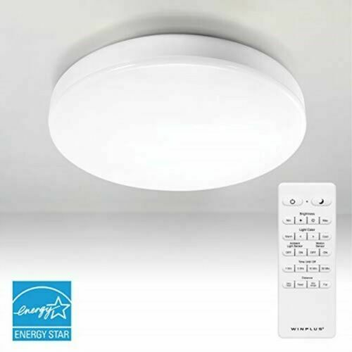 KODA LED Ceiling Light Motion Activated Sensor & Remote ...