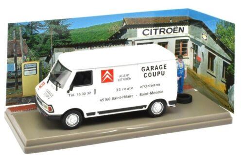 ATL2428012 Utilitaire CITROEN C35 fourgon aux couleur du Garage Coupu