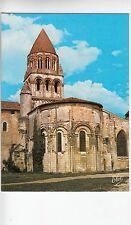 BF15328 l abside de l eglise de l abbaye des d saintes  france  front/back image