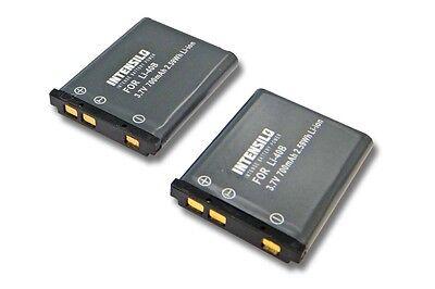 e44041 Cámara de batería cargador Micro USB para medion Life md86777