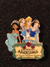Disney WDW Breakfast Princess Storybook Breakfast Akershus Restaurant Pin Belle