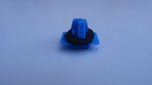 RENAULT Push in un dispositivo di fissaggio porta laterale stampaggio tagliare clip