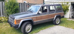 for sale 1988 jeep wagoneer
