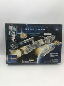 Star Trek First Contact Playmates  Phoenix Warp Drive Ship 1996. NEW Open Box
