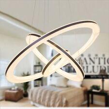 Modern LED Luxury Crystal Chandelier Ceiling Pendant Lighting Lamp warmWhite Ca8