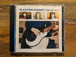 Sleater Kinney - Dig Me Out CD Album
