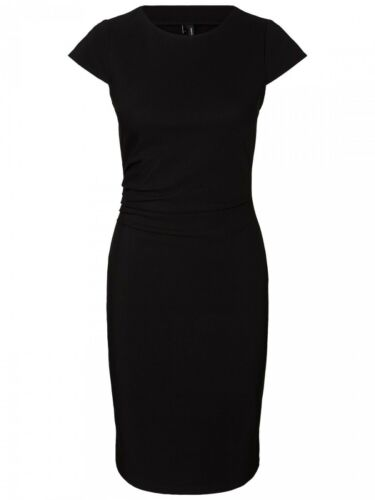 Vero Moda Damen Kleid VMJONIE CAP SLEEVE ABK DRESS