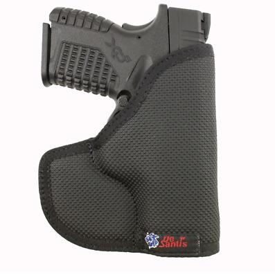 709 Slim Shield DeSantis Pocket-Tuk IWB or Pocket Holster Glock 26 PK380 H/&K