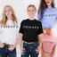 Hot-Friends-T-Shirt-TV-Show-Inspired-Women-Fashion-Tee-Tops-Tumblr-t-shirts thumbnail 1