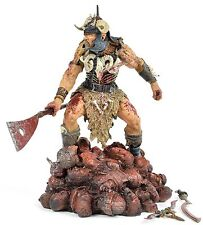 Six 6 Faces of Madness ATILLA THE HUN Action Figure McFarlane Monsters 2004