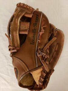 Louisville-Slugger-Graig-Nettles-Leather-Cowhide-Baseball-Glove-LSG47NV