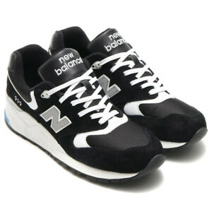 sélection premium f7091 b50c3 Details about New Balance ML999 # ML999LUR Black White Men SZ 8