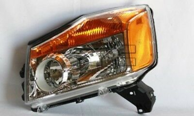 TYC 20-6074-00-9 Toyota Tacoma CAPA Certified Replacement Left Head Lamp
