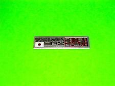 KX KXF RM RMZ CR CRF 125 250 450 YOSHIMURA EXHAUST CANISTER METAL STICKER DECAL