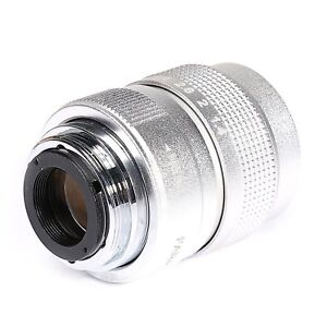 Fujian-25MM-f-1-4-CCTV-Lens-for-EOSM-NEX-N1-FX-Micro4-3-Mount-Camera-Sliver