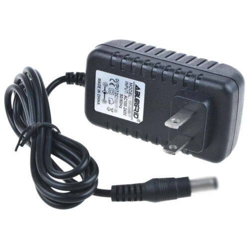 AC adapter for Vision Fitness Power supply Bikes /& Ellipticals 52004391 modles