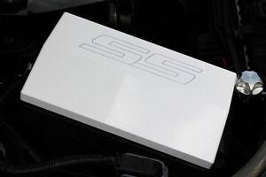 2010-2014 Chevrolet Camaro Fuse Box Cover SS Logo Polished